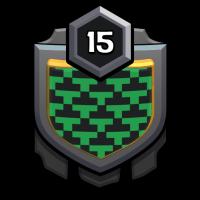 shark 55 badge