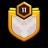 Legenbär badge