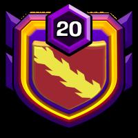A.D.E. badge