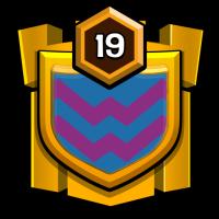 Vi11ageWarriors badge