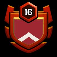 Fjellflytterne badge