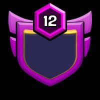 جنود الشام badge
