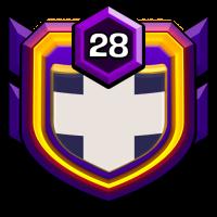 FRERES D'ARMES badge