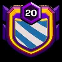 wojna badge