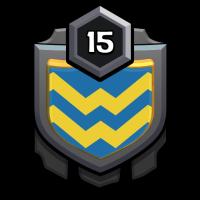 KiCk badge