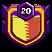 100 % One badge