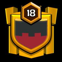 bujang solid badge