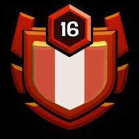 Alt for Norge badge
