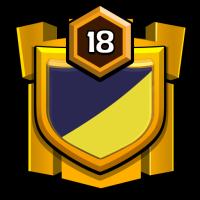 我的首领是神之 badge