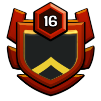 les guerriers badge
