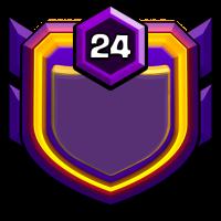 月下美人 badge