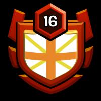 english badge