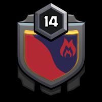 امپراتوری خسرو badge