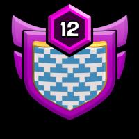 『偉人』 badge