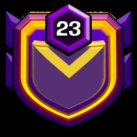 黑石山寨 badge
