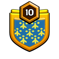 Eat and Clash badge