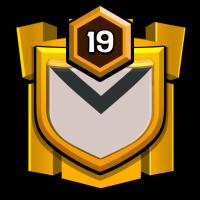 Real King* badge