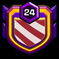 超絶援軍.com badge