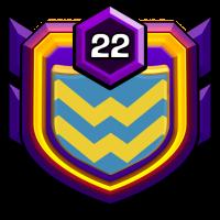 暗锋幻影 badge
