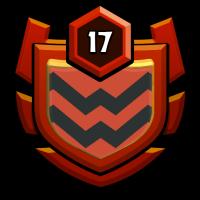 忘情号:朋友战之部 badge