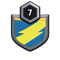 ALPHA'S CLAN badge