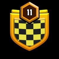 Legu Poleng badge