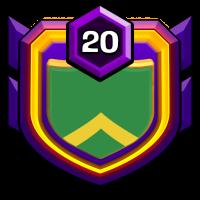 Kolor Ijo Sakti badge