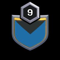 Alisma badge