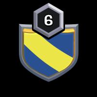 БГ ВОИНИ - ЛИГА badge
