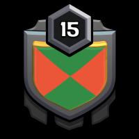 Bulgarian Team badge