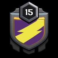 Liberty-Z War badge