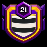 王者風雲 badge