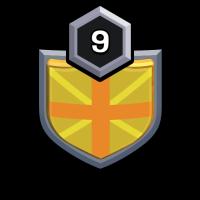 Natsu dragneel badge