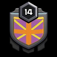 龙的传人 badge