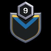龙战于野 badge