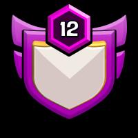 comilla clasher badge