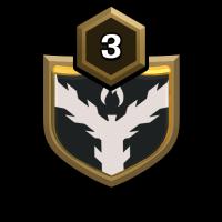 Th12.友谊战营 badge