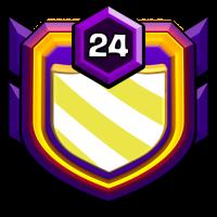 Demon Cowboys badge