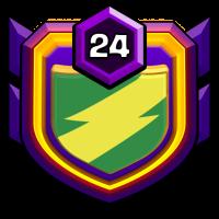 Aussie Aussie badge