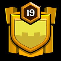 DaR B DaR WaRs badge
