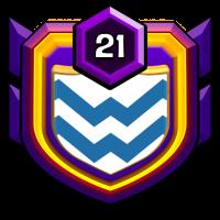 Триумвират badge