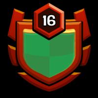Fin badge