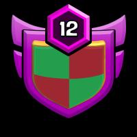 BG bratq badge