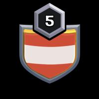 NCC-1701 Origin badge