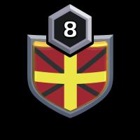 نجوم العرب badge
