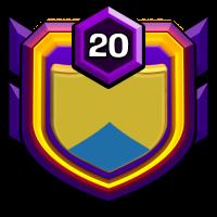 shantu badge