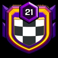 Les Cabochons badge