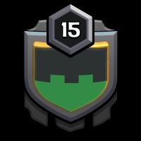 =I.M.C= badge