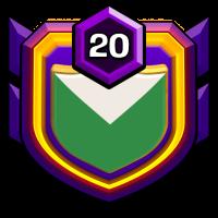 50ст badge