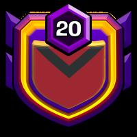 BALO_I CLASHER badge